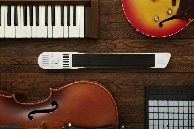 introducing the artiphon instrument 1 by artiphon kickstarter. Black Bedroom Furniture Sets. Home Design Ideas