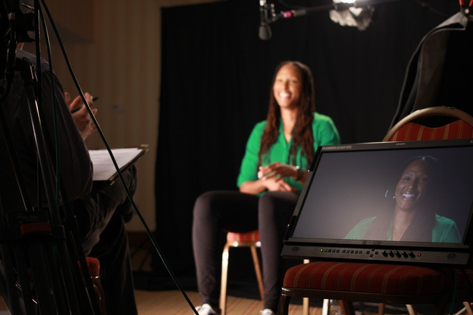 """Chamique in her final interview for """"Mind/Game"""""""