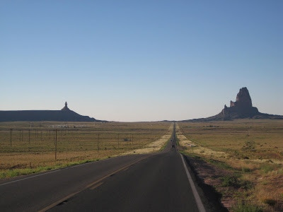 Outskirts of Monument Valley, Utah