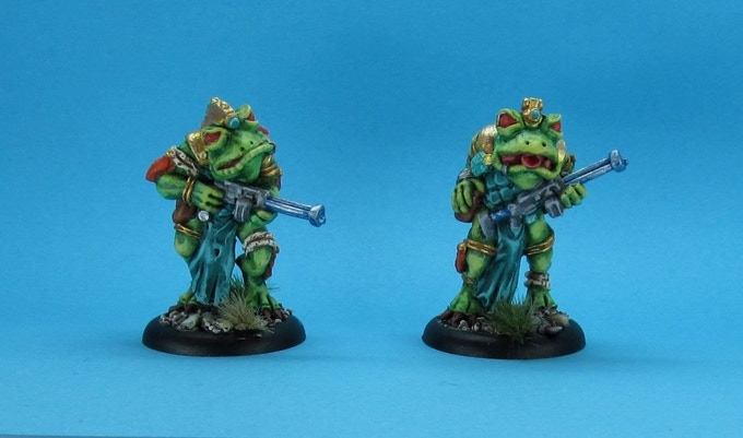 painted phrogg troopers