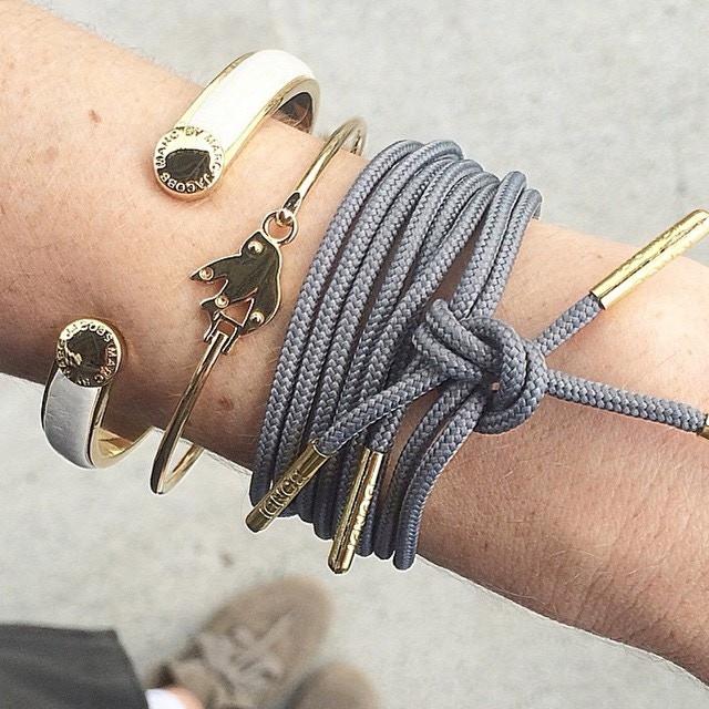 Our fans also love using Bondi Laces as bracelets