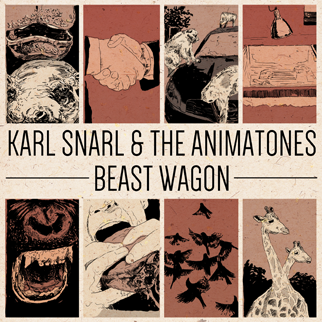 Beast Wagon OST