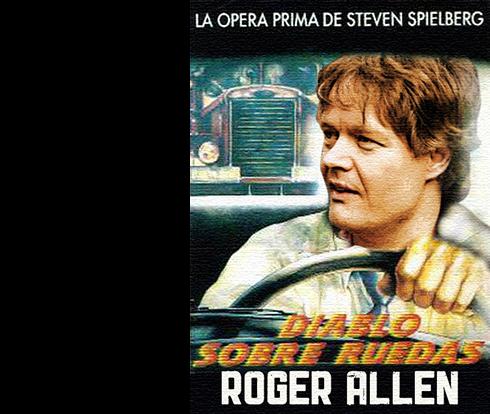 ROGER ALLEN, England. Duel Fan.
