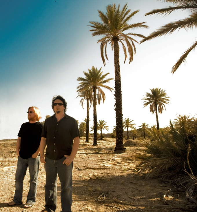 Derri Daugherty & Michael Roe ~ Kerosene Halo