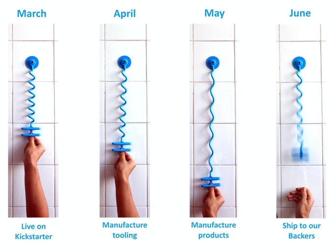 Timeline for Bungee Bath