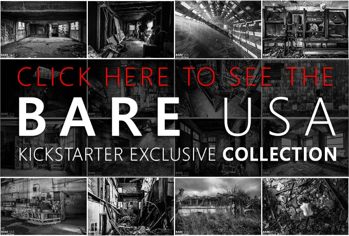 Click here to see the BARE USA kickstarter exclusive collection.  These images are available to kickstarter backers only!