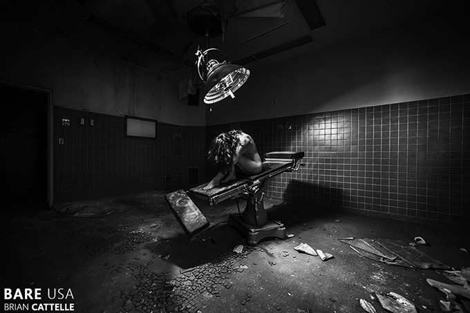 Abandoned Hospital 01 | St. Marie MT
