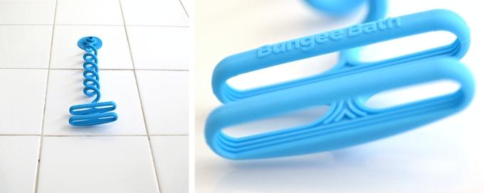 Bungee Bath: A firm grip on all shampoo bottles