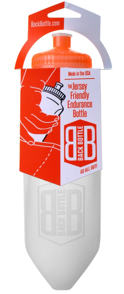 BackBottle with retail packaging
