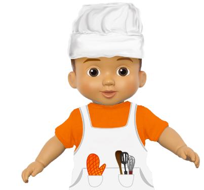 Sneak peek... Chef is in the works!