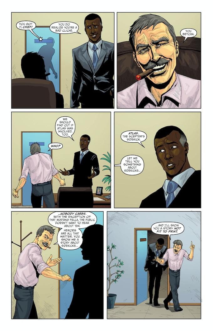 Sidekicks #1 - Page 17