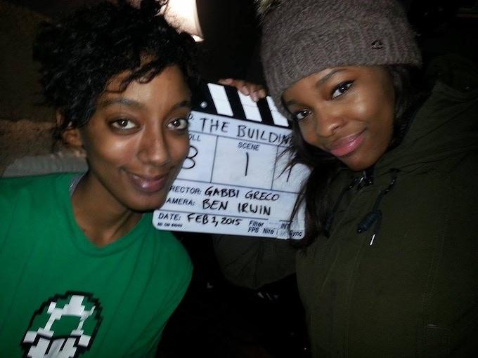 Creator Lu Asfaha and Star Samantha Cole