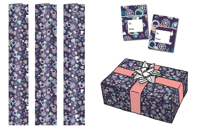 Gift Wrap and Gift Tags