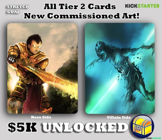 All Tier 5 Unlocked!