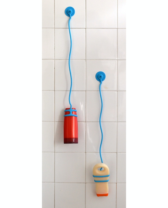 Bungee Bath - great for kids too!