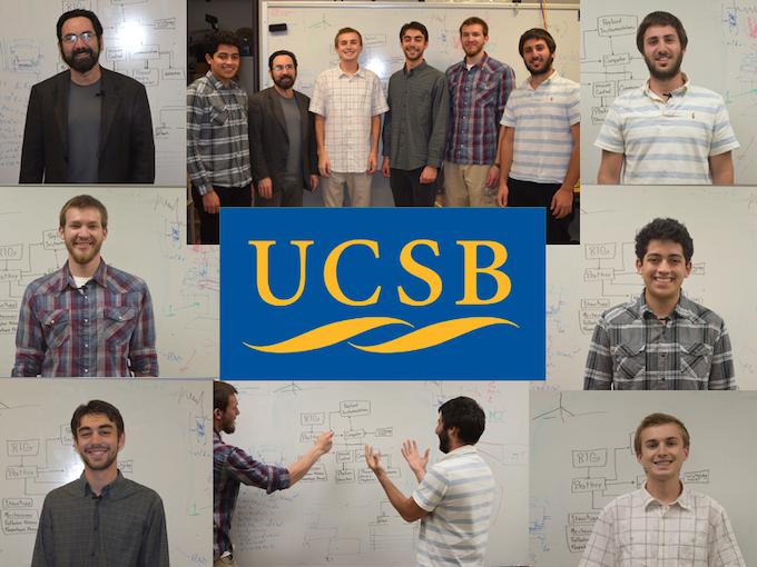 Team UCSB - University of California Santa Barbara