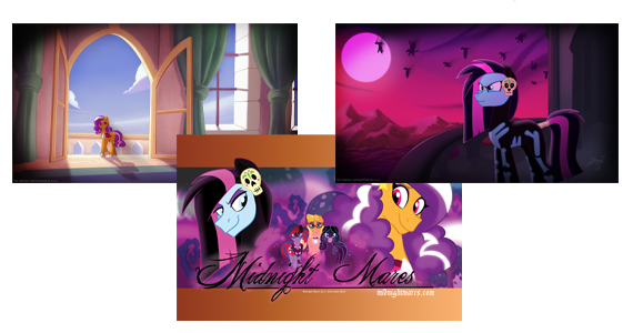 Mare-sterpiece Collection (11 x 17 Prints)