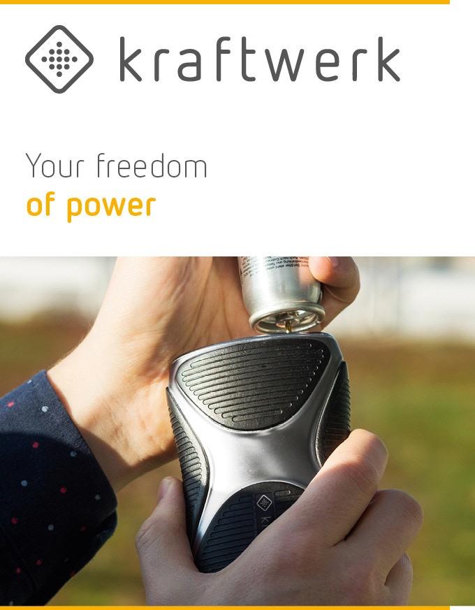 kraftwerk - highly innovative portable power plant by ...Kraftwerk Tools South Africa