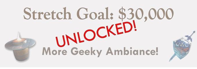 Dungeons Drafts Geek Bar By Melissa Garza Kickstarter