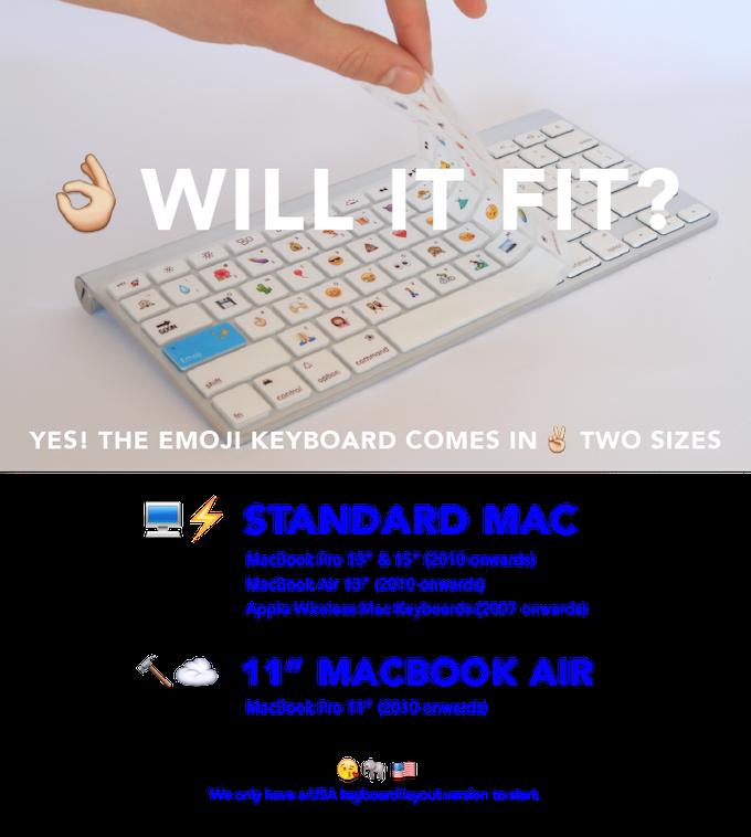 The Emoji Keyboard - Type Emoji on your Mac! by Disk Cactus