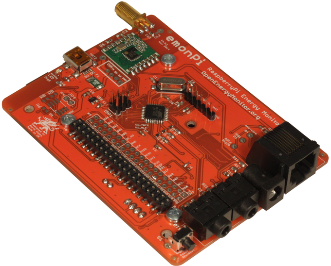 emonPi: Open-Hardware Raspberry Pi-Based Energy Monitor by