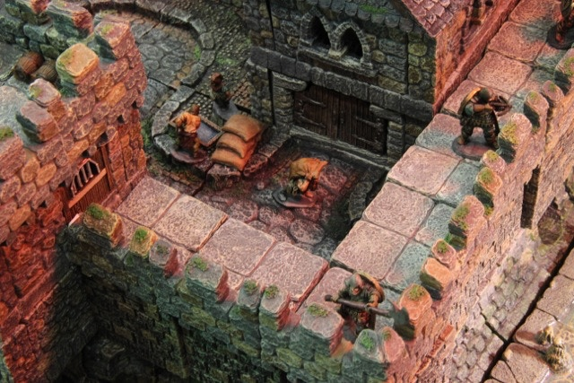 Protecting the Keep