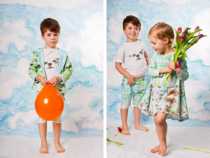Gorgeous clothes for boys and girls