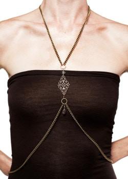 The Anahata Body Chain from Aya Papaya