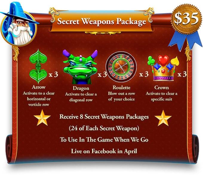 $35 Secret Weapons Package