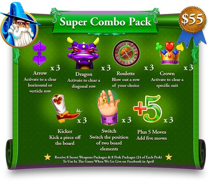 $55 Super Combo Pack
