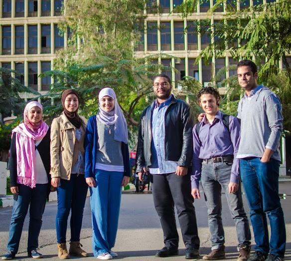 The Cairo University Team