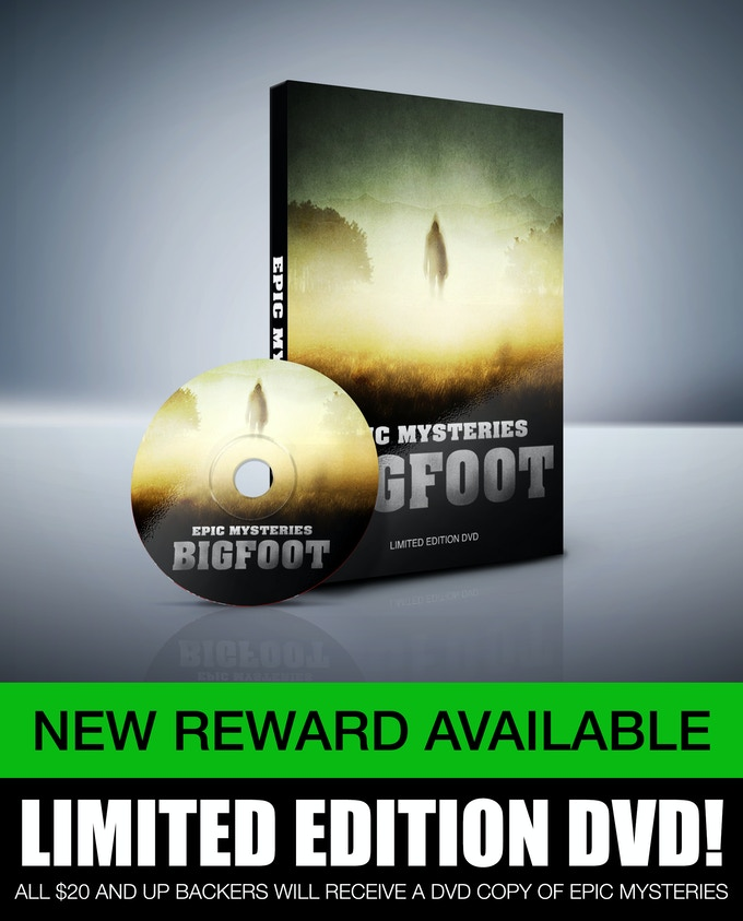 Get a Limited Edition DVD by Backing $20 or more.