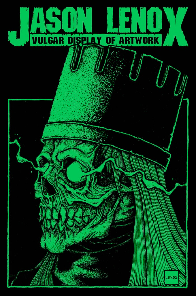Jason Lenox 2015 Shirt - Front