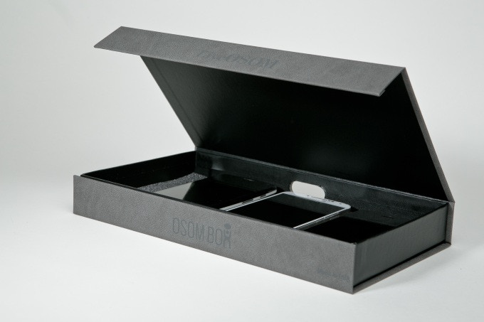 Our most recent OSOMBOX prototype
