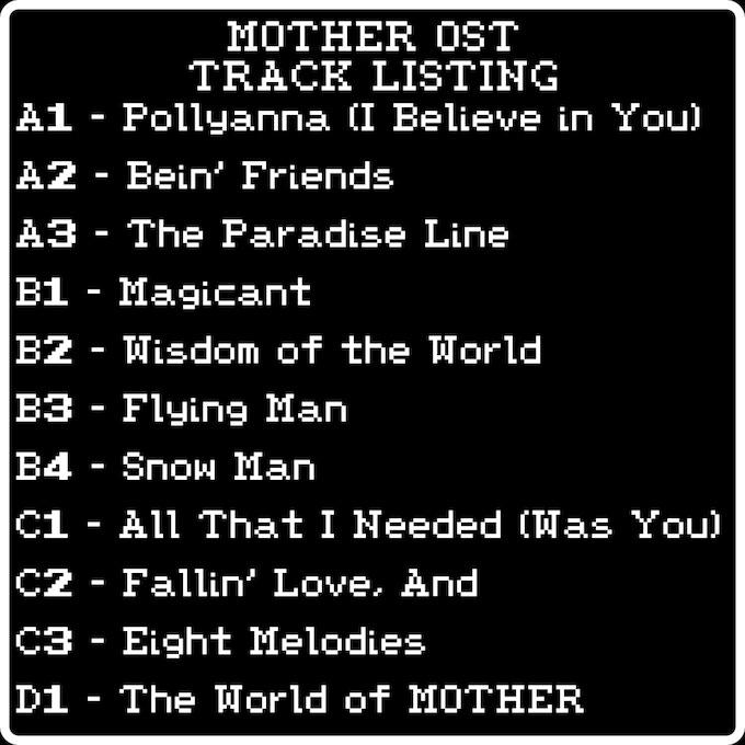 MOTHER: The Original Arranged Soundtrack Album by Ship to