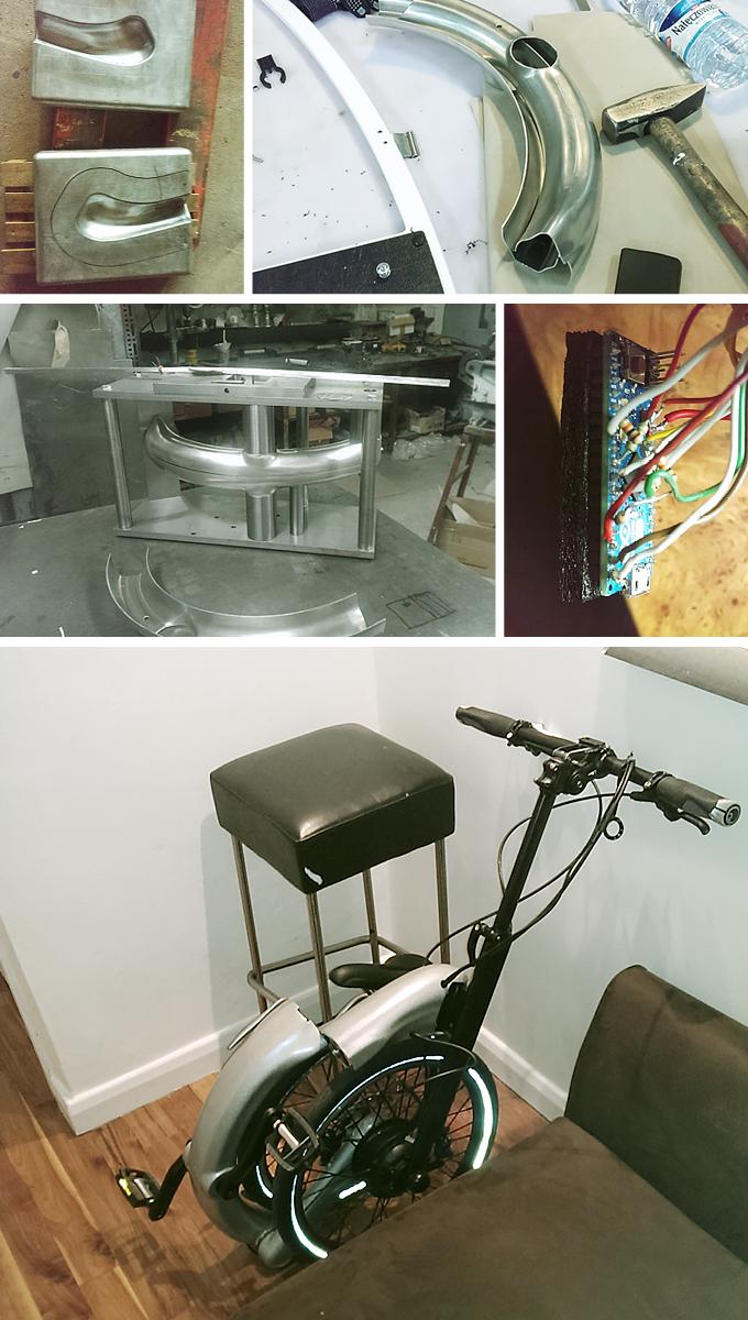 JIVR | Bike product development.