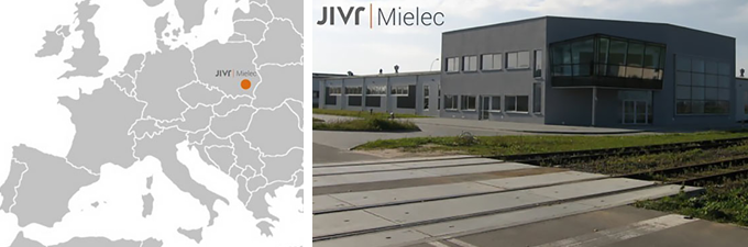 JIVR | Bike manufacturing plant.