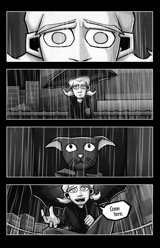 AVAILABLE AS REWARD!! -- Page 34 from LACKLUSTER WORLD #5