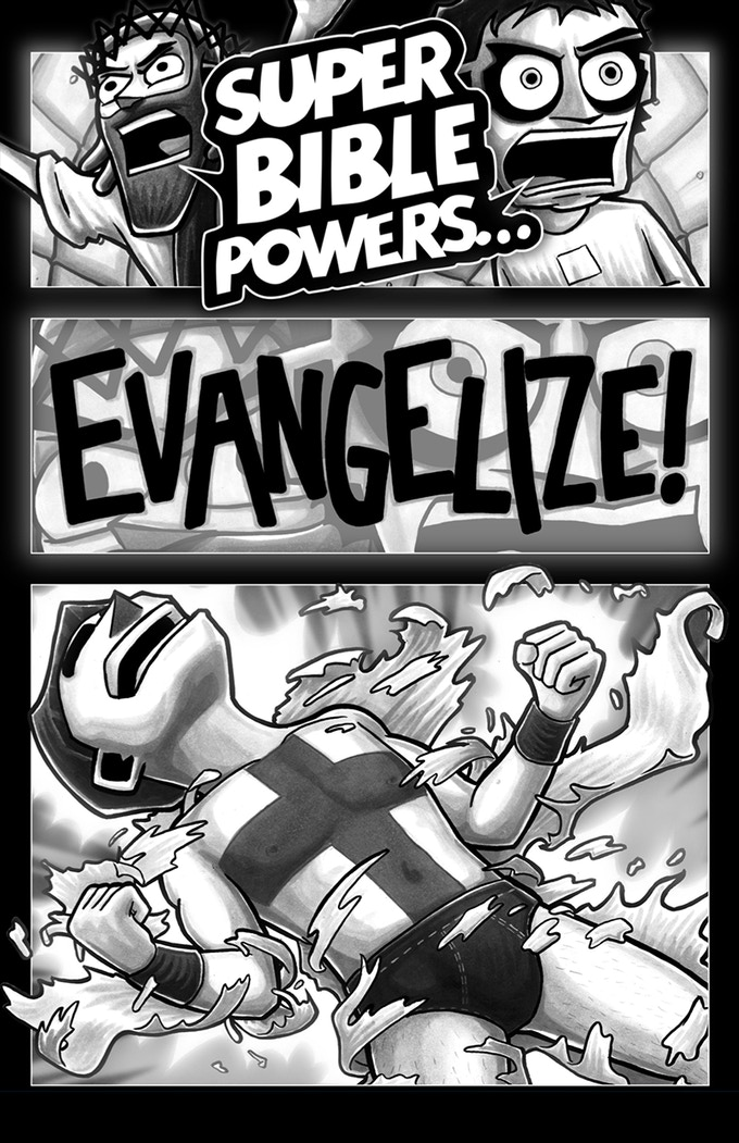 Page 14 from LACKLUSTER WORLD #6