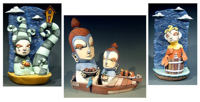examples of my sculpture