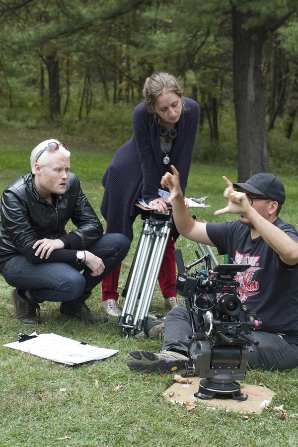 Ian, Sara, and Timur discuss an upcoming shot