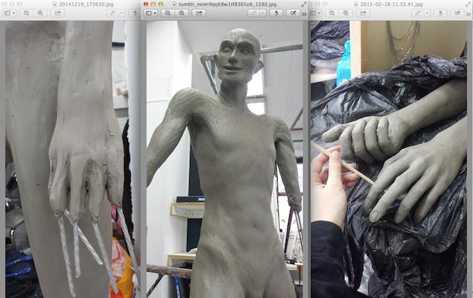examples of progress photos