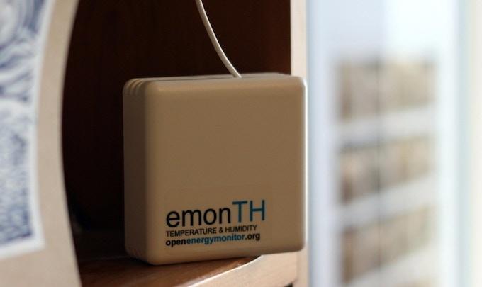 emonTH Temperature & Humidity Node