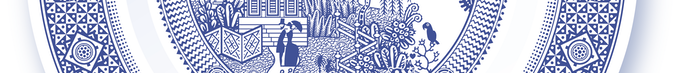 Detail from the next Calamityware plate.