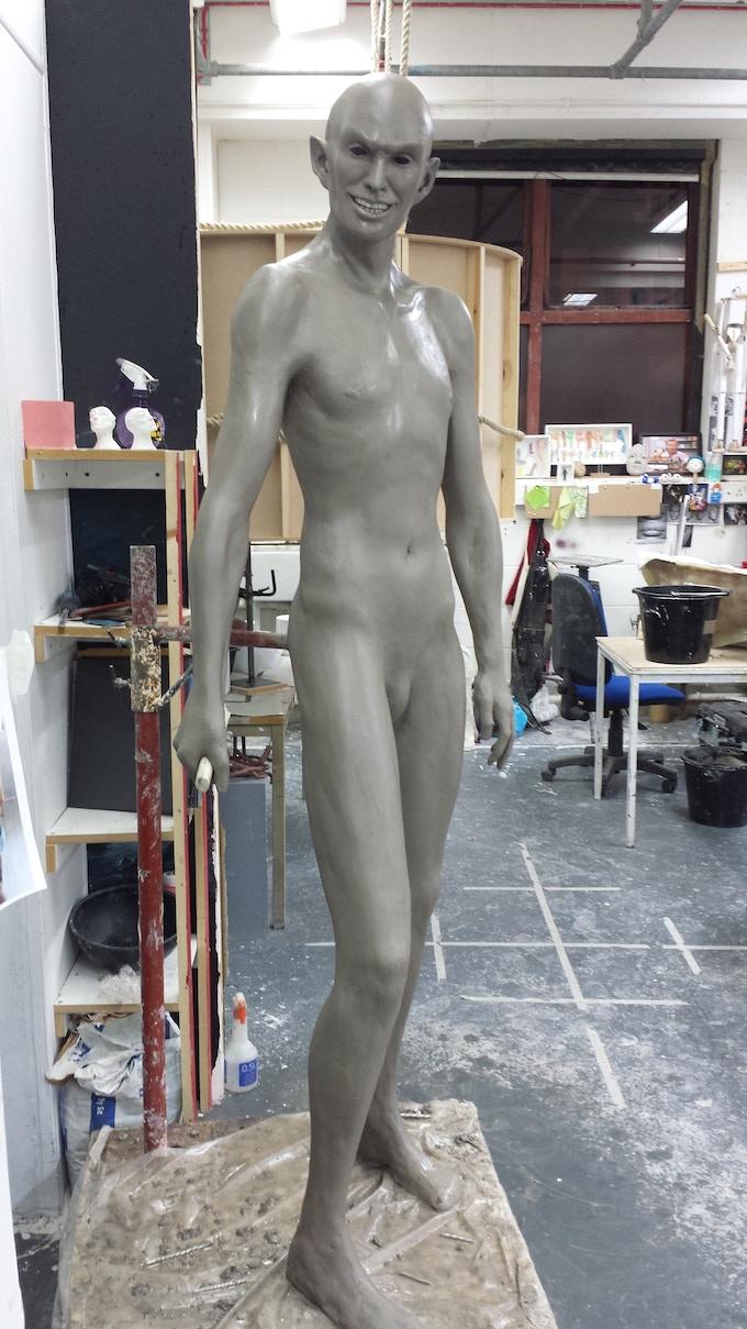 sculpting progress so far