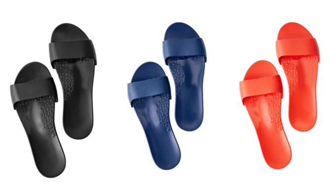 We're planning 3 colors for our 1st production run: Baywatch Red, Nautical Blue, & Black.