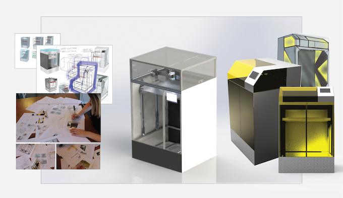 OpenGB Design, Demonstration Build, Production Concept