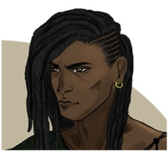 Face-set Art Pack! Ethnic and Black Videogame Characters by