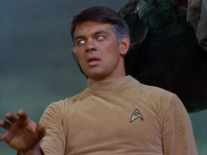 Khan Starter Star Trek Equinox By Rudy Ransom Kickstarter