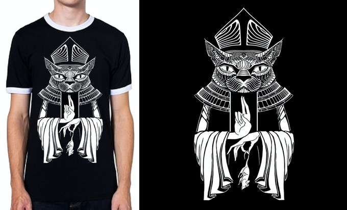 Animal Inspired T Shirts By Ihsquared By Isaac Hastings